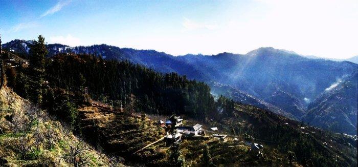 Chail-Himachal-Pradesh