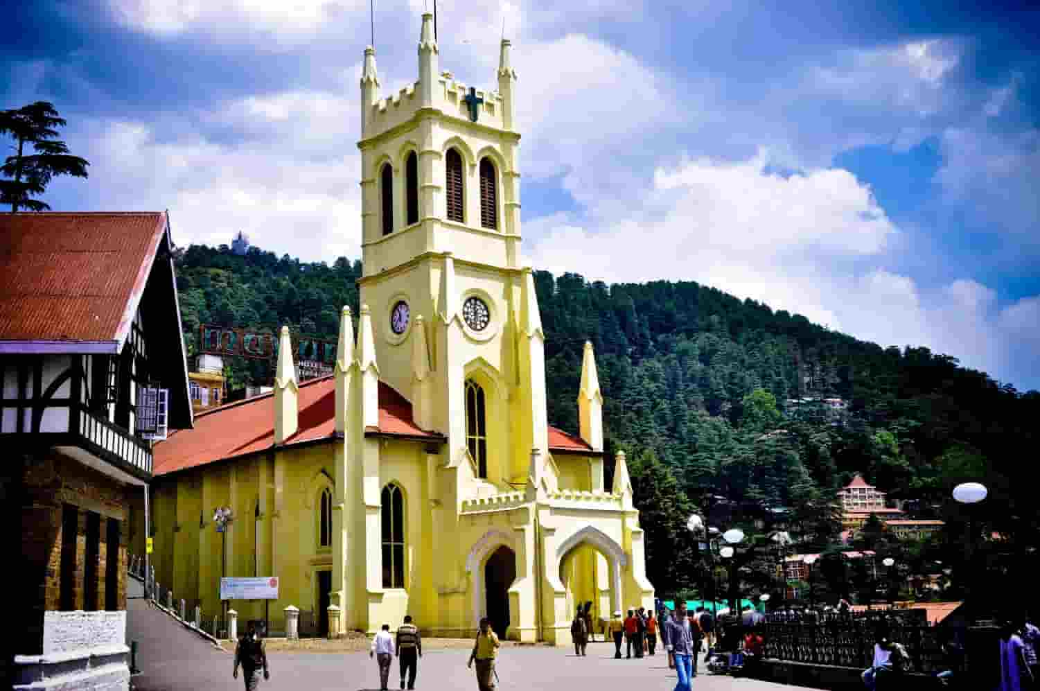 Christ Church Shimla