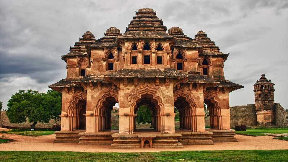 Ruins at Hampi