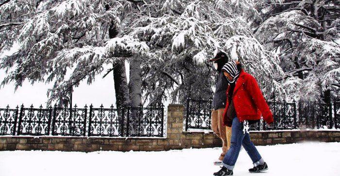 Snowfall-in-Shimla