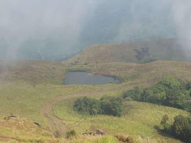 Chempara Peak kerala