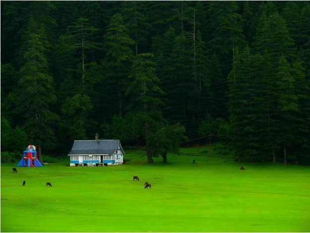 Dalhousie-Top 10 Hill Stations in North India