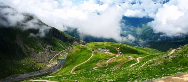 Manali-Hill Stations in North India