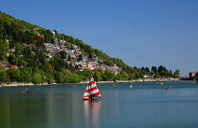 Nainital-Top 10 Hill Stations in North India