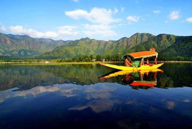 Srinagar- top 10 hill stations in North India