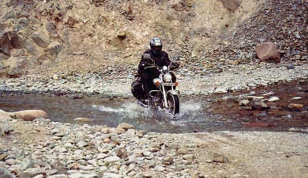 motorbiking in himachal