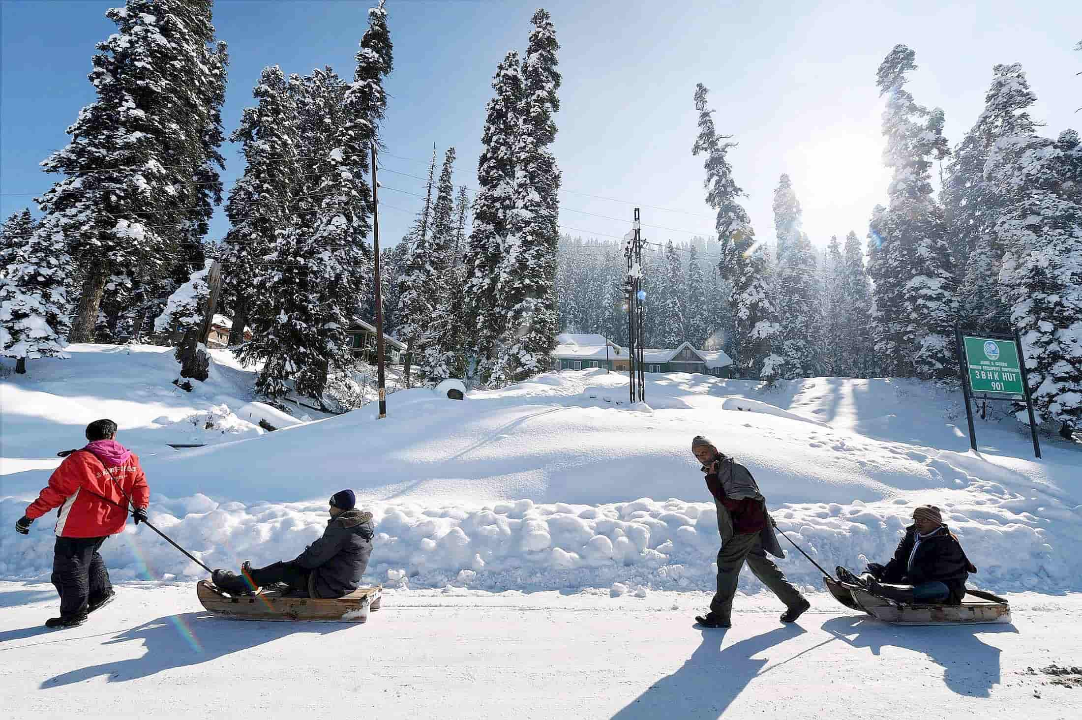 Gulmarg - Top 10 Best Places to Visit in Kashmir