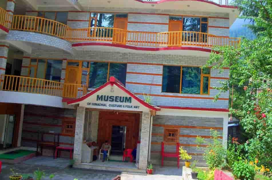 Museum of Himachal Culture and Folk Art manali