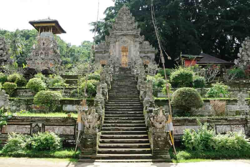 Pura Kehen temple bali