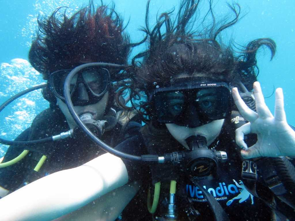 Scuba diving and Snorkelling in Andaman and Nicobar islands
