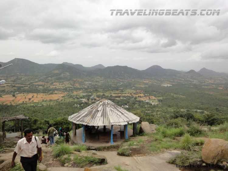 The Caves at Siddara Betta, Karnataka