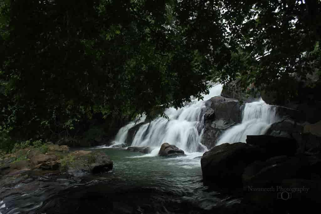 Aruvikkuzhi waterfalls kerala