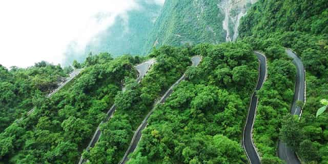Dehradun - top 10 hill stations in North India