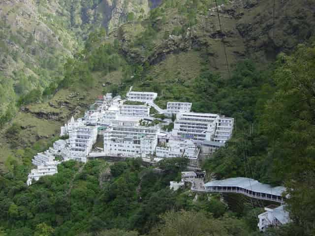 Katra vaishno-mata-mandir-Hill Stations in North India