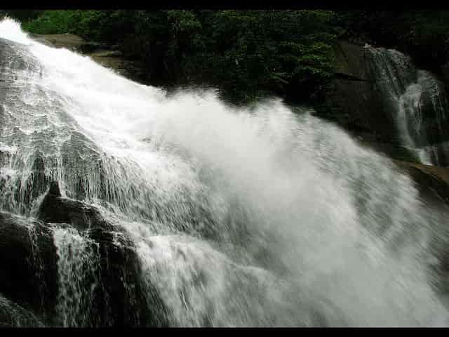 Thusharagiri Waterfalls kerala