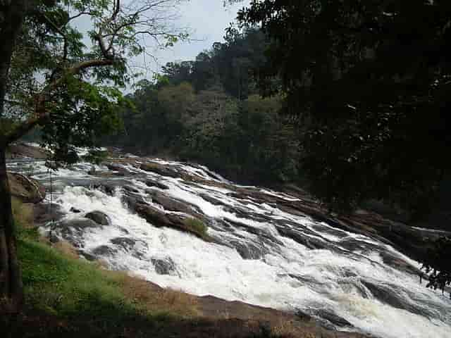 Vazhachal Waterfalls kerala