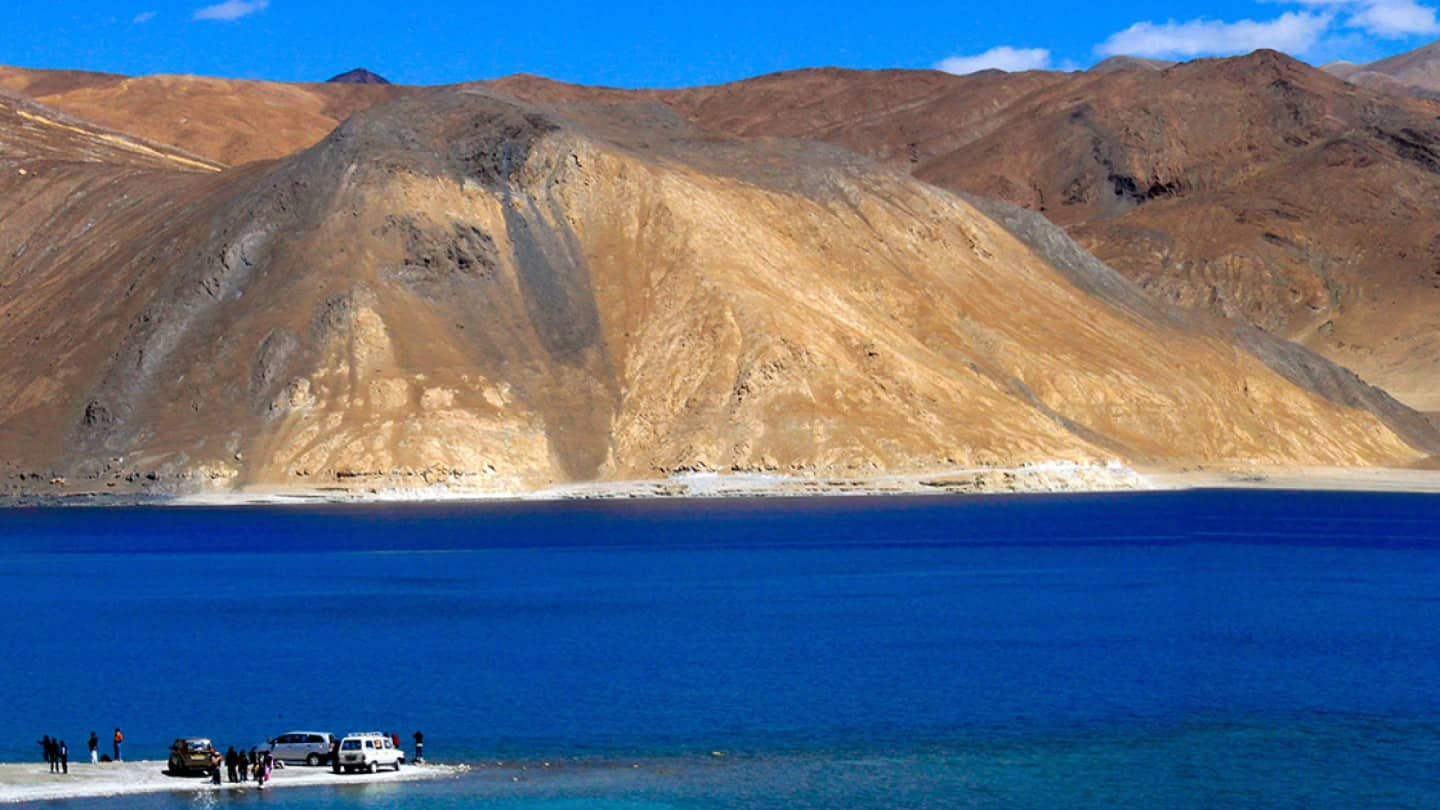 Leh - Top 10 Best Places to Visit in Kashmir