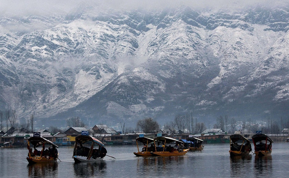 Srinagar - Top 10 Best Places to Visit in Kashmir